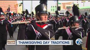 america s thanksgiving day parade underway in detroit wxyz