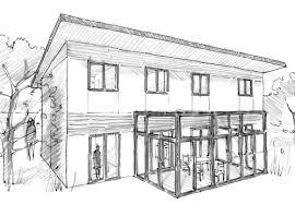 plan de maison a etage 5 chambres plan maison à étage avec 5 chambres ooreka