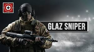 hd 60fps how awesome glaz is rainbow six siege youtube