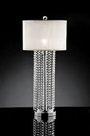 Crystal Desk Lamp by Delicate Rain Drop Crystal Table Lamp With Shade Raindrop