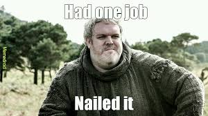 Hodor Meme - hodor meme by mickwunst memedroid