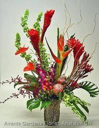 ta florist modern tropical designs carl alan floral designs ltd