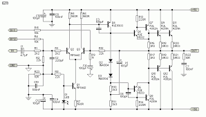 power amp wiring diagram wiring diagram and schematic diagram images