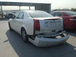 2007 cadillac cts 3 6 salvage vehicle title 2007 cadillac cts sedan 4d 3 6l 6 for sale