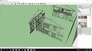 tutorial sketchup autocad autocad drawing to sketchup model tutorial youtube