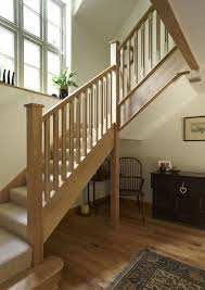 Oak Stair Banister The 25 Best Oak Handrail Ideas On Pinterest Glass Stair Railing