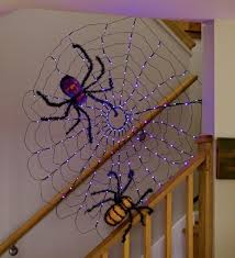 surprising halloween decorating ideas indoor with massive fly bats