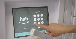 Lockers For Home by Amazon Launches U0027the Hub U0027 Parcel Delivery Lockers For Apartment