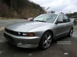 1999 mitsubishi galant v6 winter edition car photo and specs