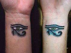 40 ancient eye of ra tattoos sun god horus