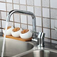 compare prices on kitchen faucet design online shopping buy low novel design kitchen faucet chrome polished deck mounted single handle hot cold water beautiful eminent kitchen