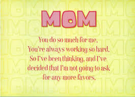 mom greeting card messages beautiful design 2017