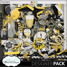new years kits digital scrapbooking kits celebrate the new year combo marieh