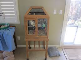 how to make a birdcage chandelier wood bird cage