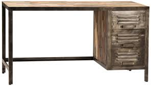 Reclaimed Boat Wood Furniture Home Office Roomors