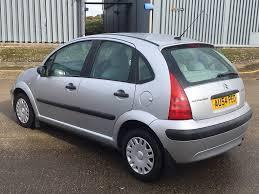 citroen c3 1 4 desire 2004 95 000 miles petrol manual 5