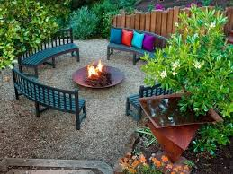 Outdoor Natural Gas Fire Pits Hgtv Remarkable Simple Natural Gas Fire Pits Awesome Diy Outdoor Fire