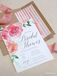 diy bridal shower invitations printable bridal shower invitations you can diy