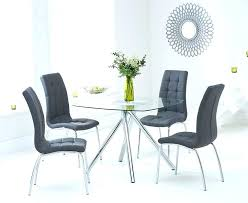 glass top dining table set 6 chairs 60 inch round glass top dining table 1566 round glass dining tables
