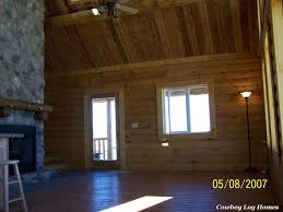 shining mountains plan 2 180 sq ft cowboy log homes
