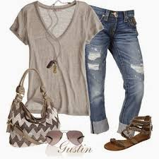 casual and comfortable for every day always in trend