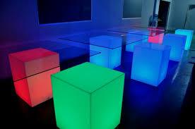 led cubes led cube chair hui zhou yuan ming led furniture factory
