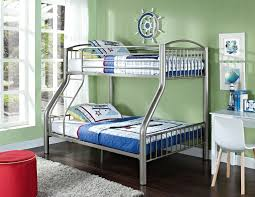 kenny bunk bed pewter levin furniture kenny bunk bed pewter