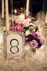 silver wedding table numbers picture of silver framed table numbers