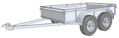 free trailer building plans trailersauce designs info u0026 more