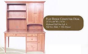 Flat Top Desk Home Office Furniture Flat Top Desks