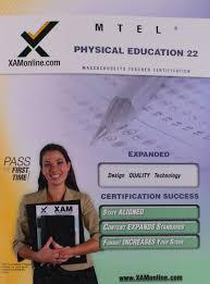 mtel physical education 22 teacher certification test prep study