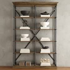 Bookshelves And Bookcases by Industrial Bookcases Birch Lane