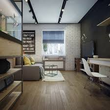50 Square Meters Apartment Designs For A Small Family Young Couple And A Bachelor
