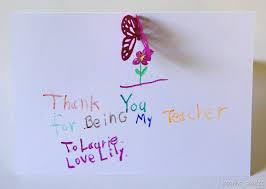 kids thank you cards thank you cards for kids to make