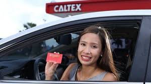 lexus visa rewards filling up at caltex could get you a new lexus and a year u0027s worth