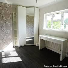 Laminate Flooring Sunderland Black Smoked Oak 8mm Premier Elite Laminate Flooring