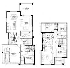 two story house floor plans remarkable 2 story house floor plans lovely storey 4