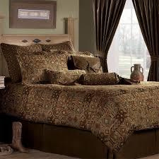 Designer Comforter Sets Amarillo Praying Cowboy Bedding Collection Cabin Place