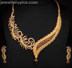 wedding necklace designs wedding necklace designs in swarnamahal wedding gallery