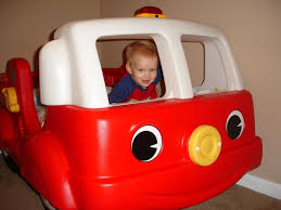 Fire Engine Bed Step 2 Firetruck Toddler Bed Kids Furniture Ideas