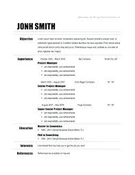 functional resume templates functional resume template exle docs templates regarding