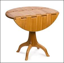 Drop Leaf Table Hardware Drop Leaf Table Made From Mahogany By Scott Shangraw