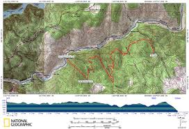 Squaw Trail Map Maps U2013 Western States Endurance Run