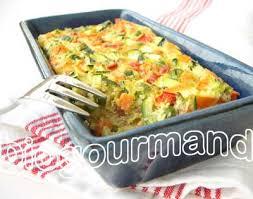 cuisine d été recette recette flan de légumes d été menus équilibrés au quotidien et