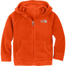 north face ice jacket glacier full zip hooded sweatshirt