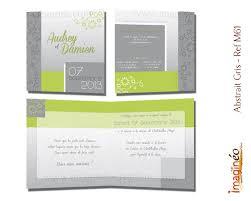 mariage gris que faire faire part mariage abstrait gris gris et anis faire part moderne