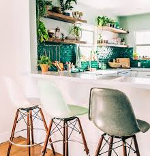 Cream Spice Rack Green And Black Kitchen Shapely Wooden Bar Stools Modern Kitchen