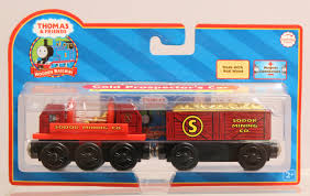 real gold cars thomas and friends wooden railway gold prospector u0027s cars learning