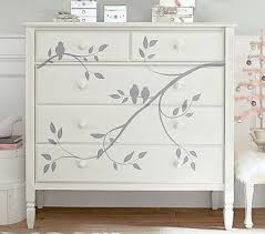 madeline painted dresser i can make this with a plain dresser