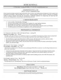 Legal Resume Example by Examples Of Resumes Job Resume Barista Description Sample